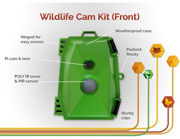 Naturebytes Wildlife Cam Kit