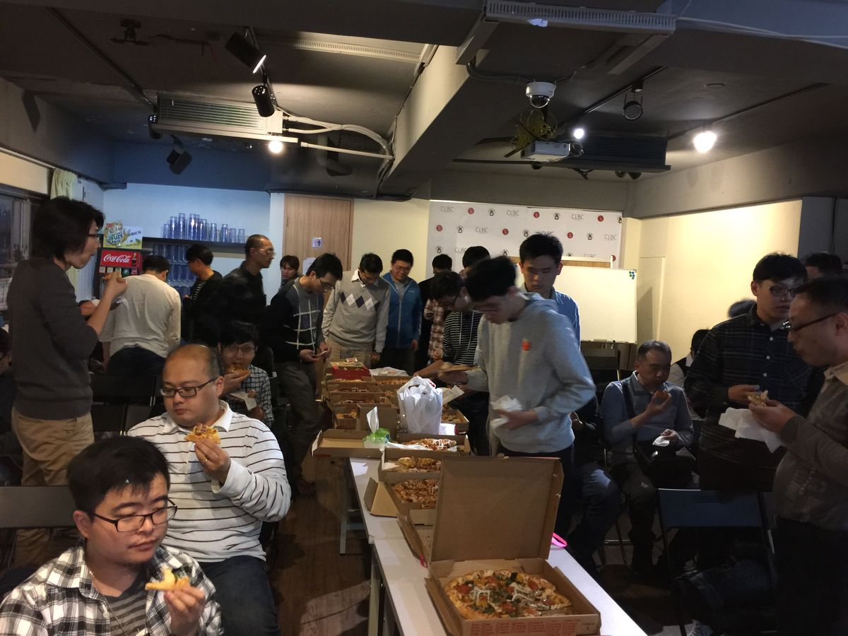 RaspberryPi_Meetup_12_Pizza