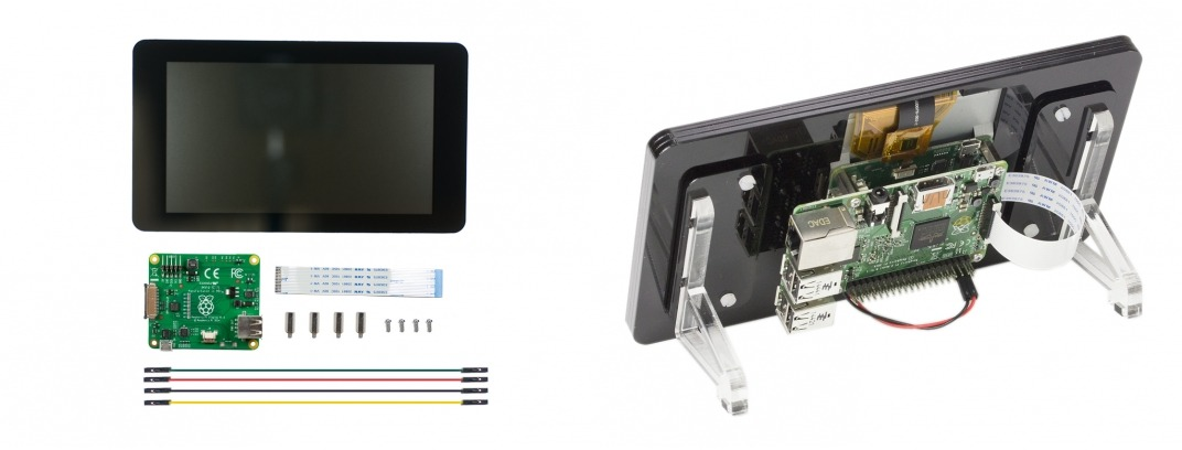 official-raspberry-pi-7-inch-touchscreen-display-with-pimoroni-case