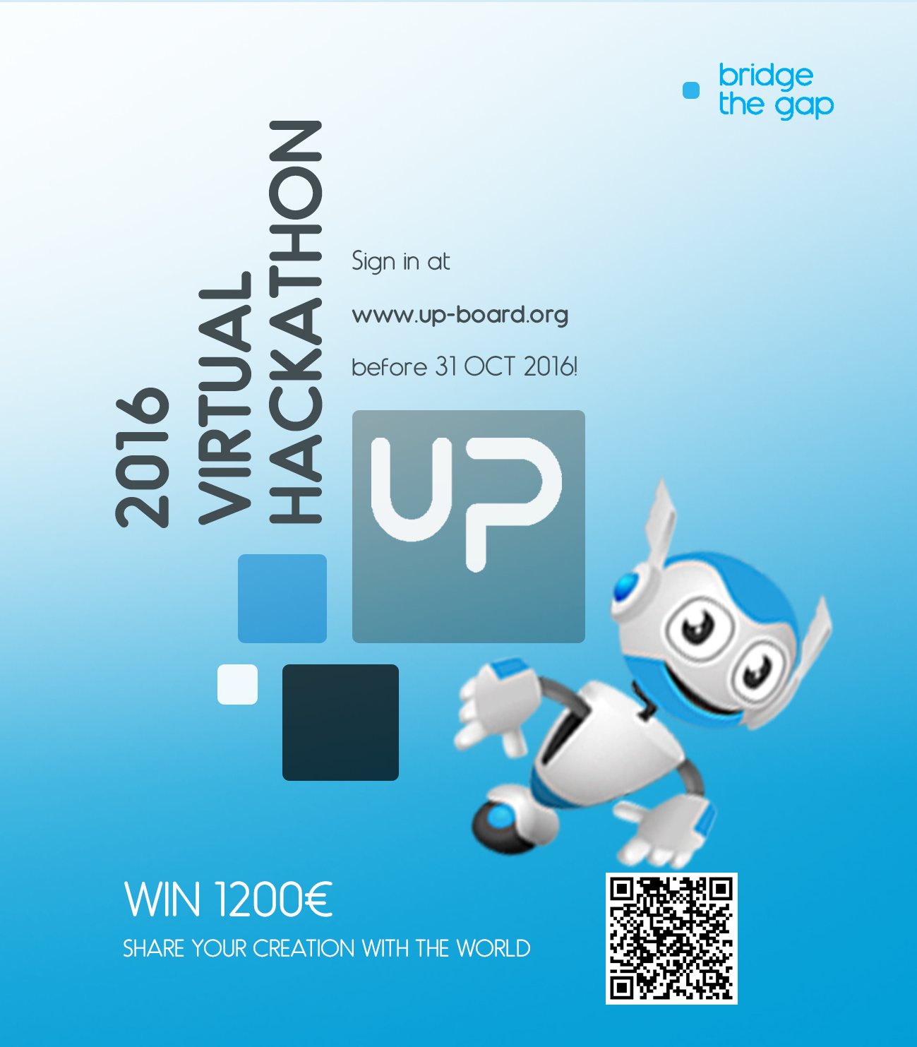 2016 UP Board Virtual Hackathon