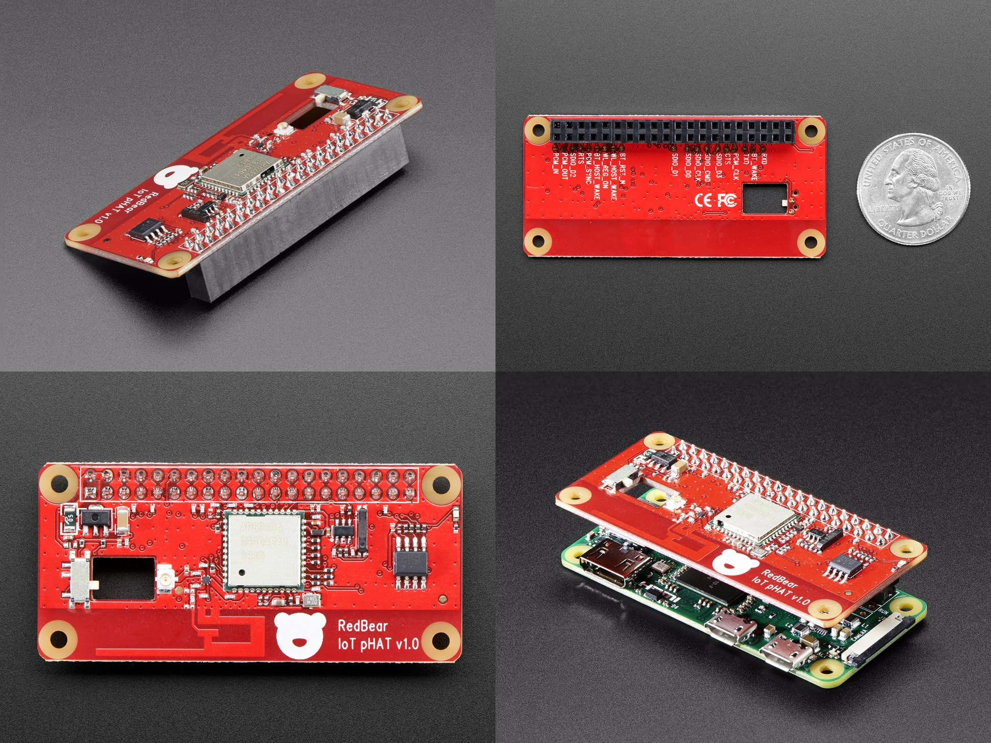 Red-Bear-IoT-pHAT-for-Raspberry-Pi-WiFi-BTLE-1