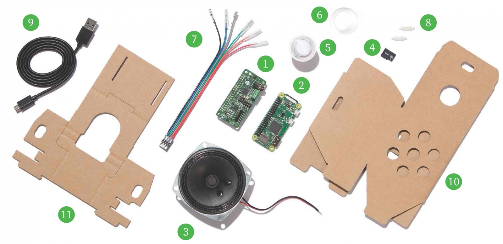 aiy-voice-kit-parts