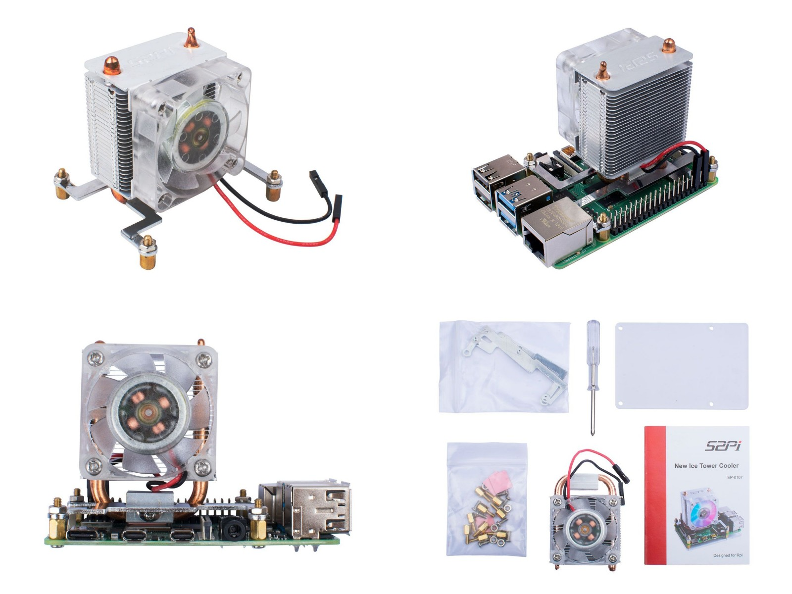ICE-Tower-CPU-Cooling-Fan-for-Raspberry-Pi-4in1